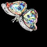 The Little Butterfly Foundation Logo Butterfly Illustration